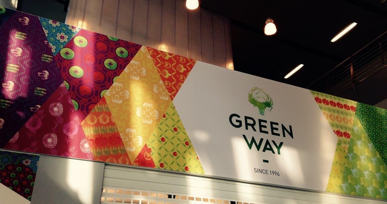 Green Way restaurant