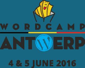Logo WordCamp Antwerp